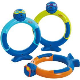 Zoggs Dive Rings Bambino, colorato